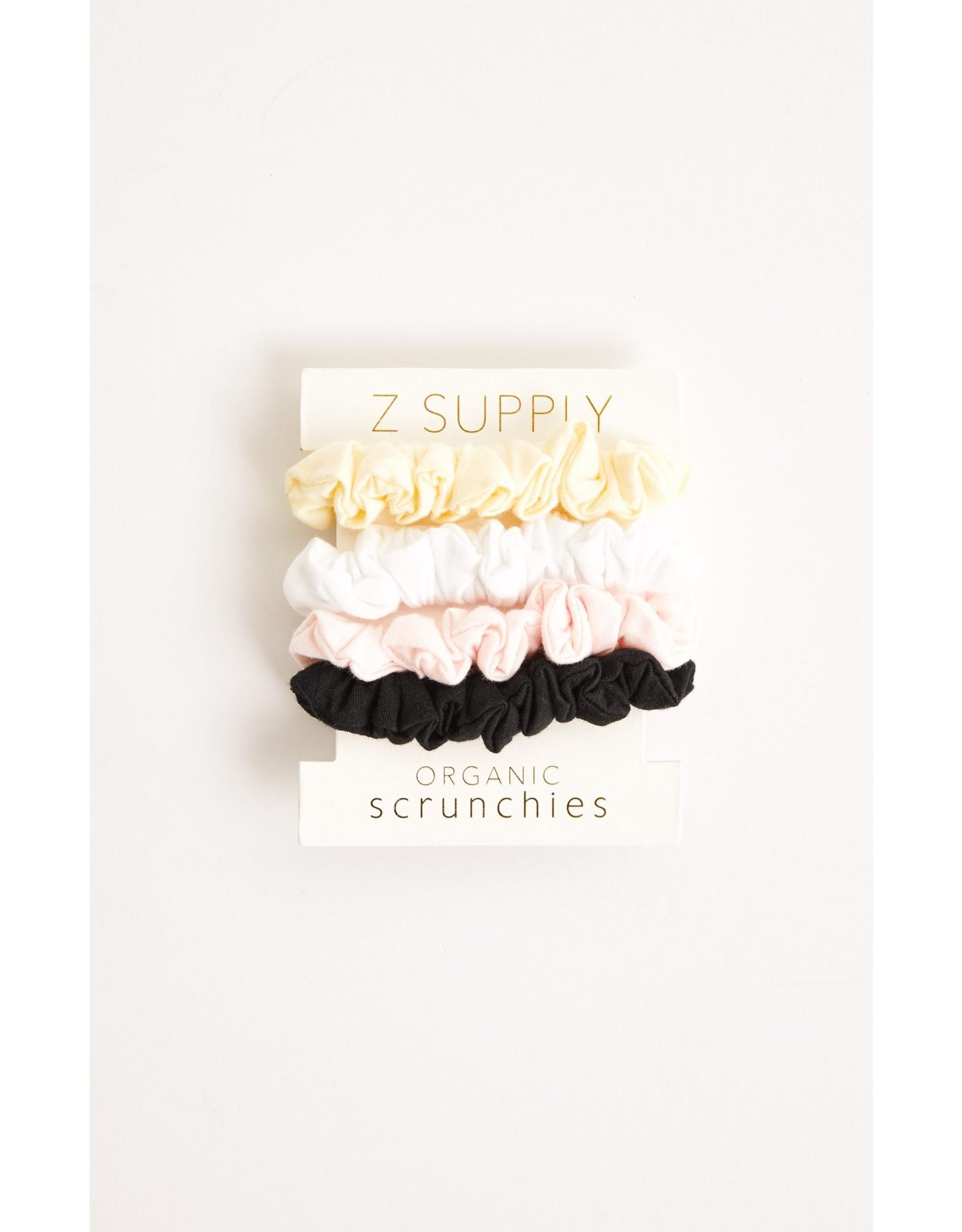 Z Supply - Organic Scrunchies (4 pack)