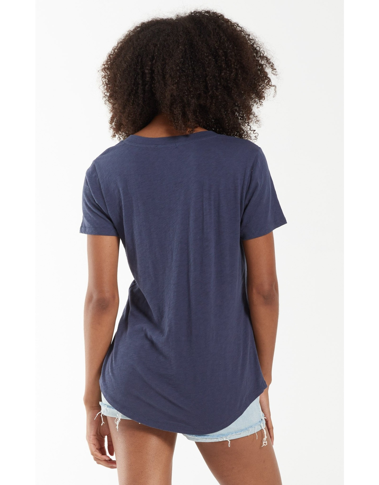 Z Supply - Cotton Slub Pocket Tee