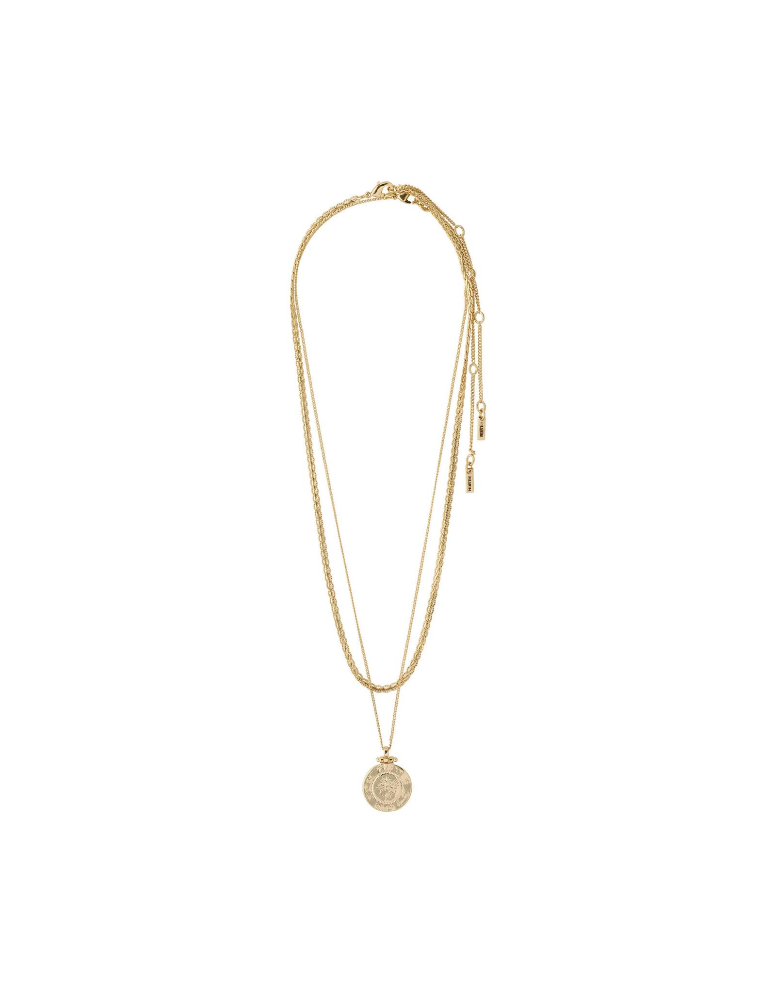 Pilgrim - Nomad 2-in-1 Necklace
