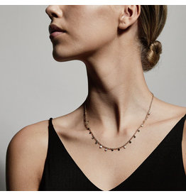 Pilgrim - Panna Necklace (Gold & Silver)
