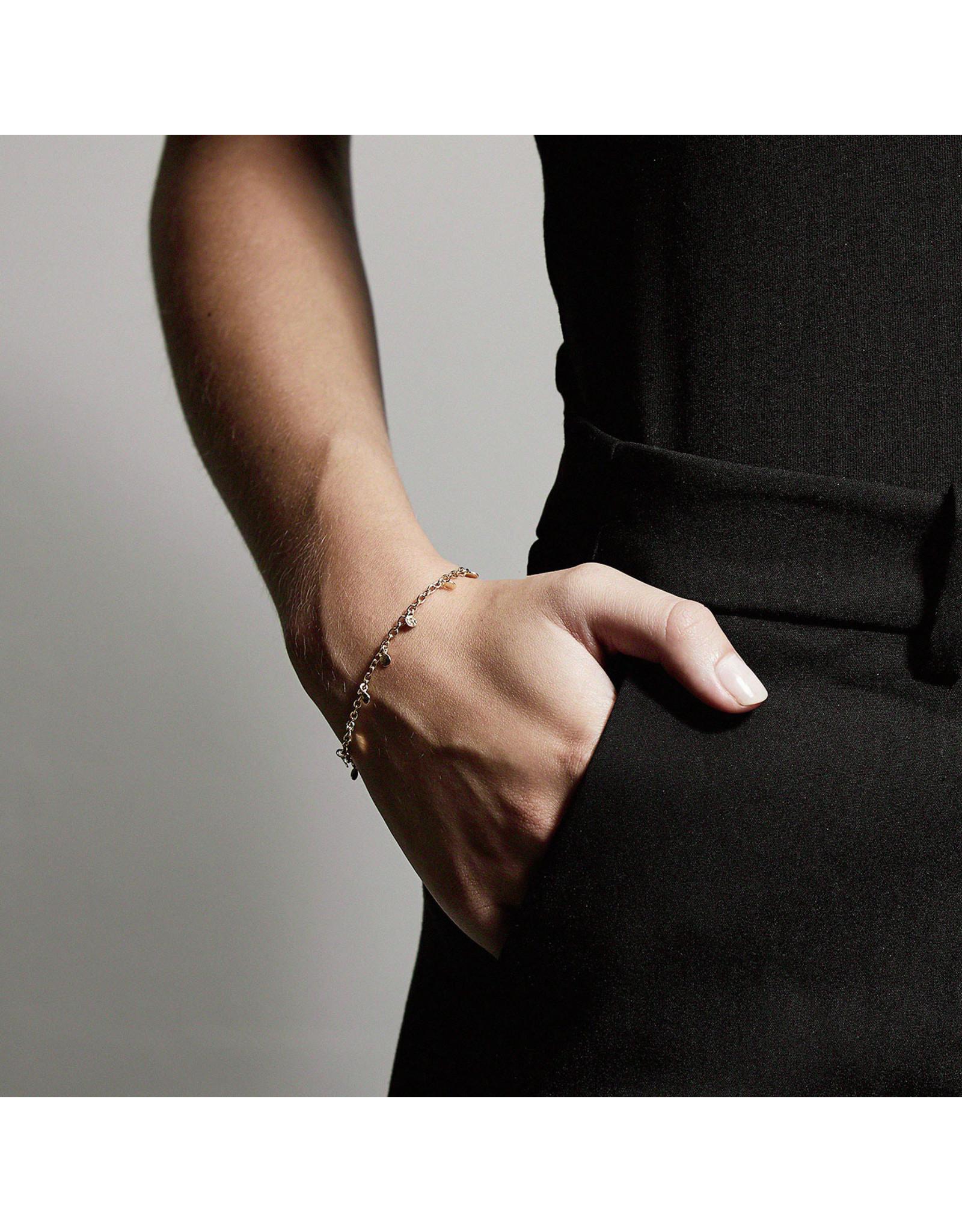 Pilgrim - Panna Bracelet (Gold & Silver)