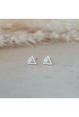 Glee - Trifecta Studs (3 colours)