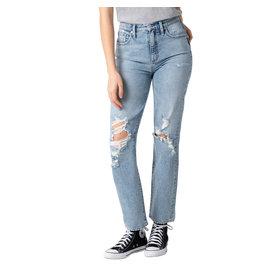 Silver Jeans - Borebank Highrise Straight Leg