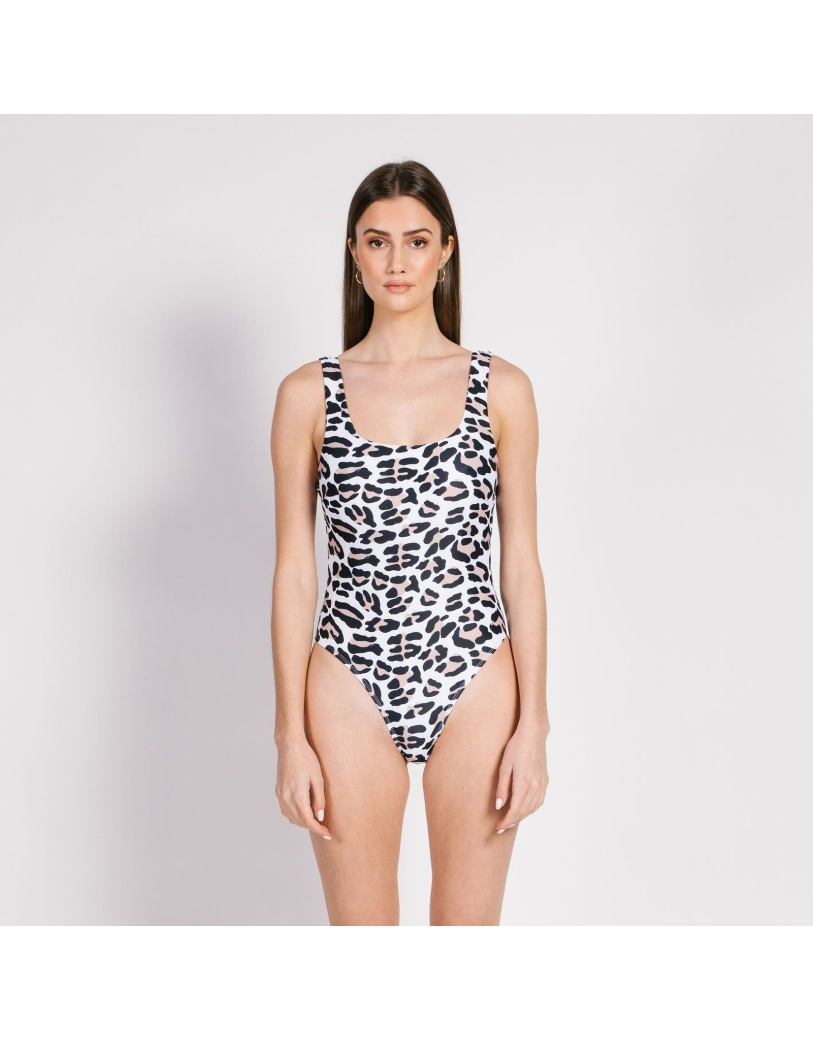 Shady Lady Swimwear - Kenya Leopard Swimsuit