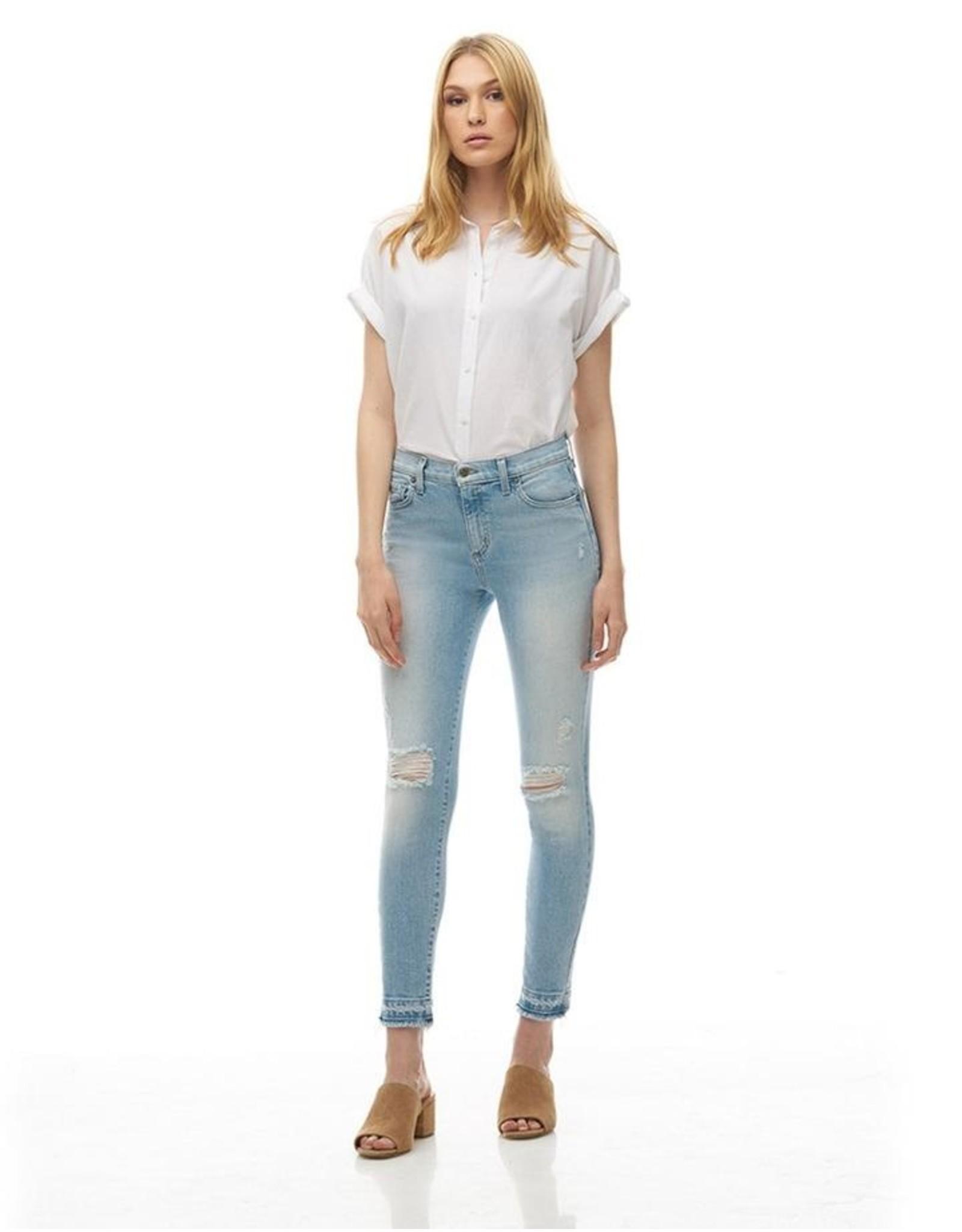 "Yoga Jeans - The Pier - 27"" Skinny"