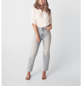 Silver Jeans - Highly Desirable Straight Leg Jeans