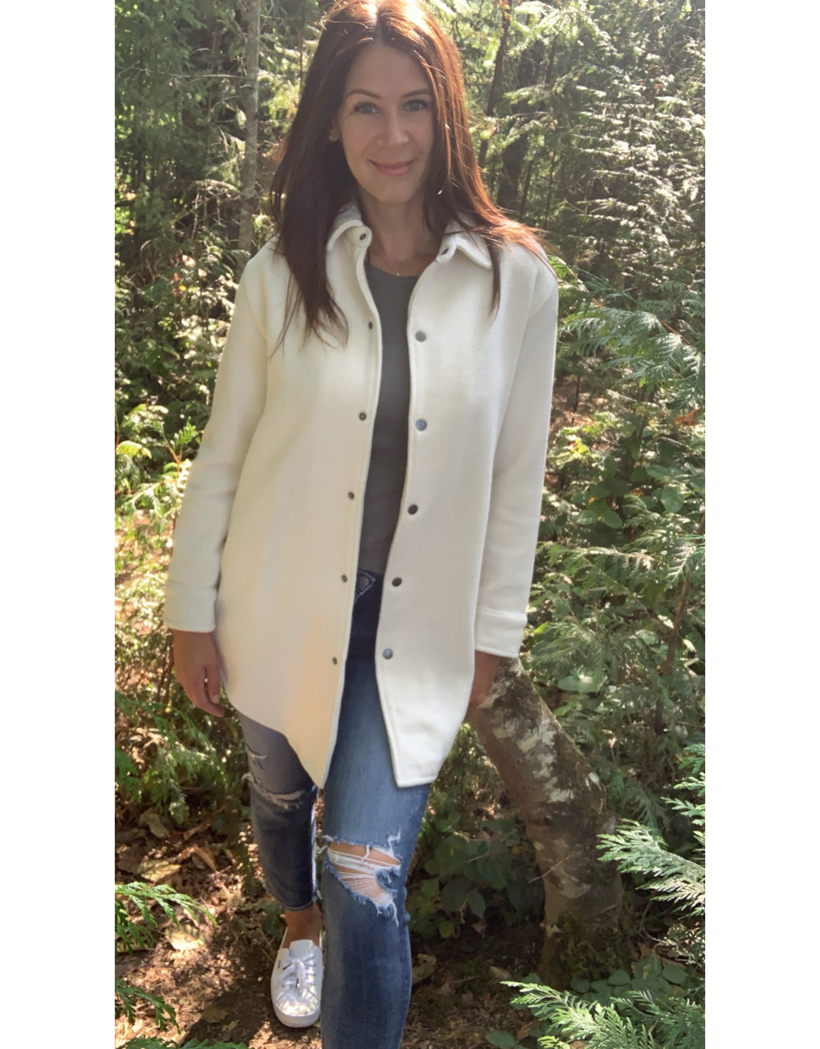 RD Style - Fall Feels Solid Jacket