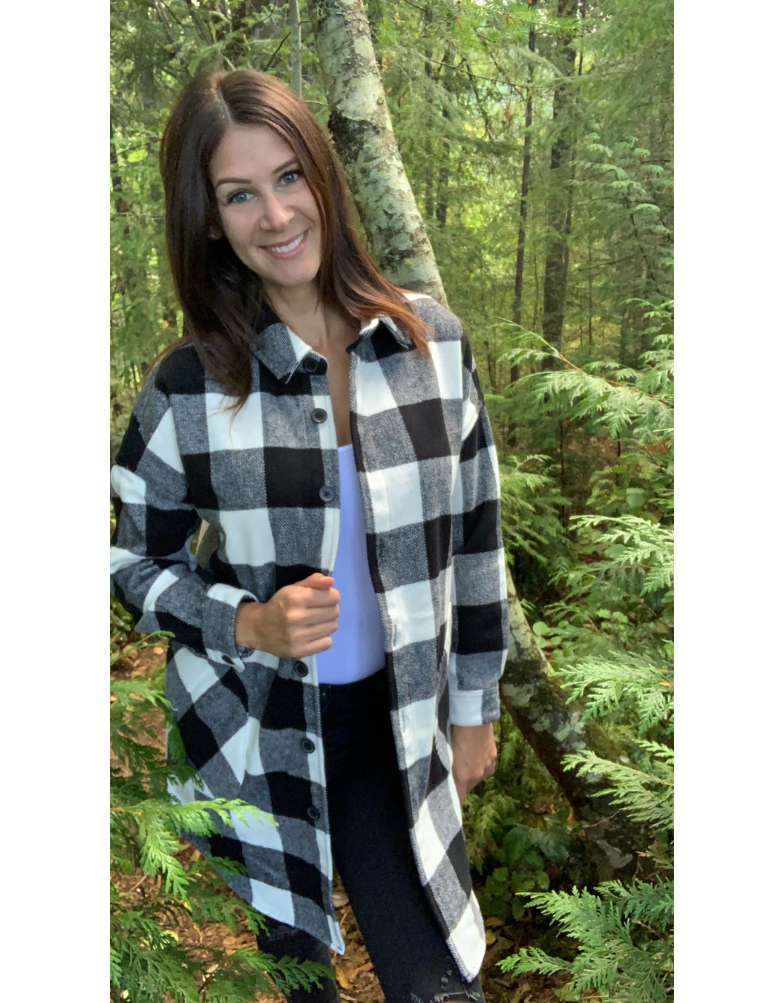 RD Style - Banff Plaid Jacket