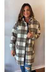 RD Style - Jasper Plaid Jacket