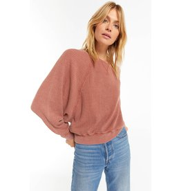 Z Supply - Claire Waffle Top