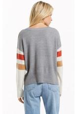 Z Supply - Sportif Colour Block Sweater