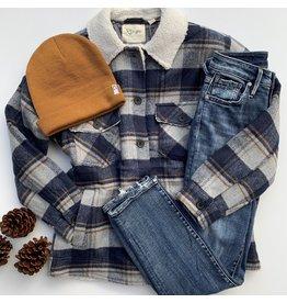 RD Style - Westwood  Sherpa Jacket