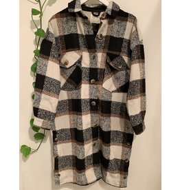 RD Style - Lakeside Long Jacket