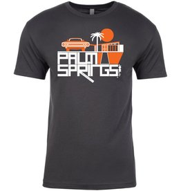 Mod Car Charcoal Men's T-Shirt