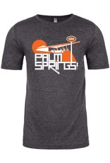 High Octane Charcoal Men's T-Shirt