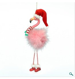 Flamingo With Dangle Legs