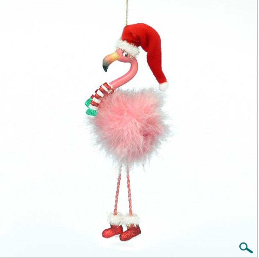 Flamingo With Dangle Legs