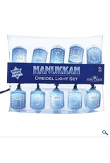 Hanukkah Dreidel Light