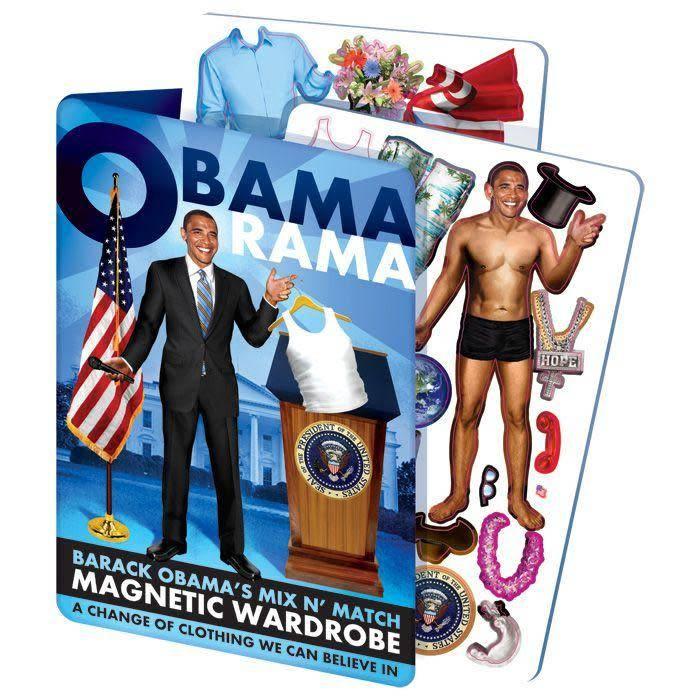 Obamarama Dress Up Set
