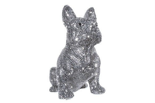 French Bulldog Rhinestone Bank