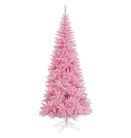 Pink Slim Fir 6.5' Tree