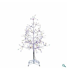 Silver Bark Multi Christmas Tree 4'