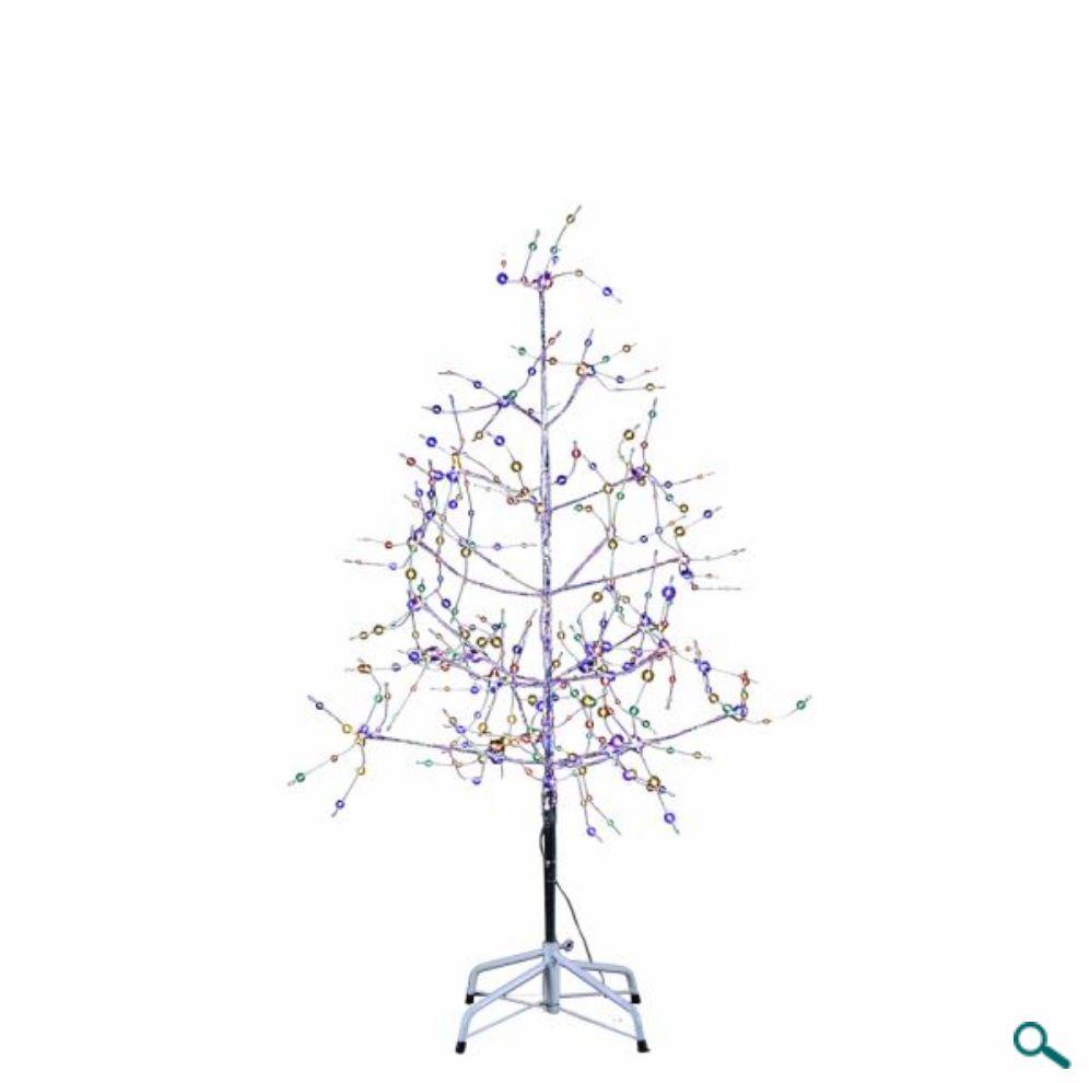 Silver Bark Multi Christmas Tree 4'