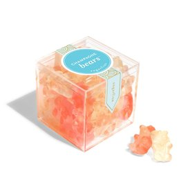 SugarFina Champagne Bears Small