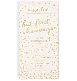 SugarFina Milk Choc. Baby Champagne Bears-Choc. Bar