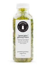 SugarFina Green Juice Bears-Green Apple-Large Bottles