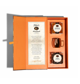SugarFina Tito's Copper Mug 3pc Giftset