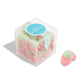 SugarFina Sassy Strawberries Small