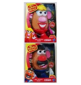 Classic Mr and Mrs Potato Head