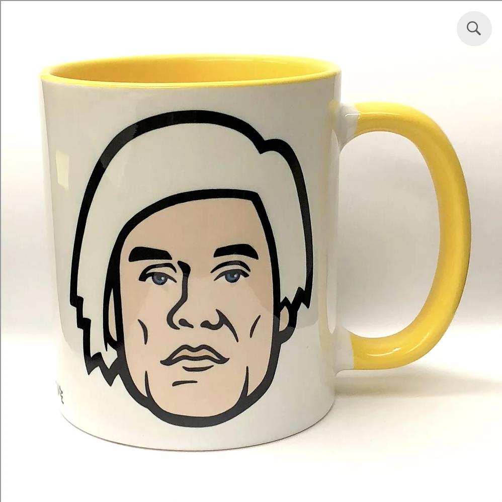 Andy Warhol Mug - TW