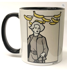 Banana The Birds Mug