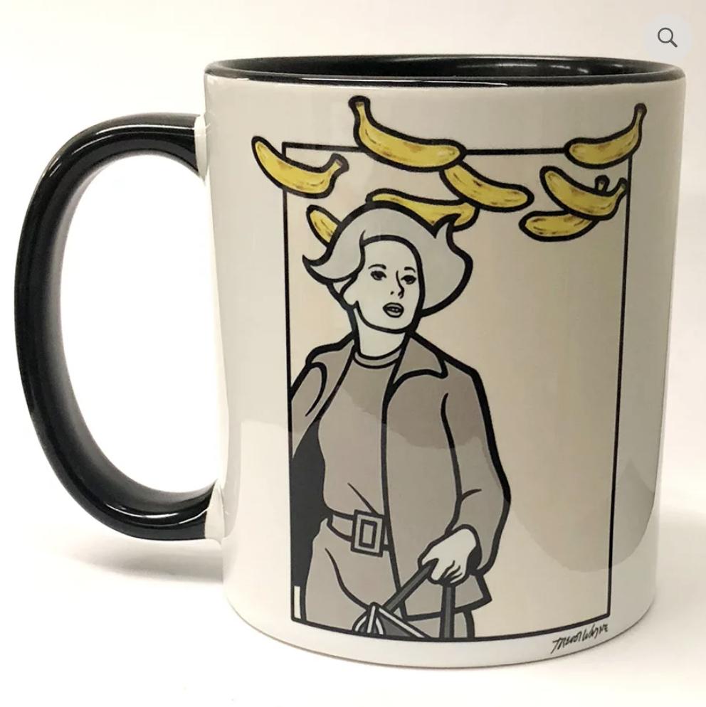 Banana Birds Mug