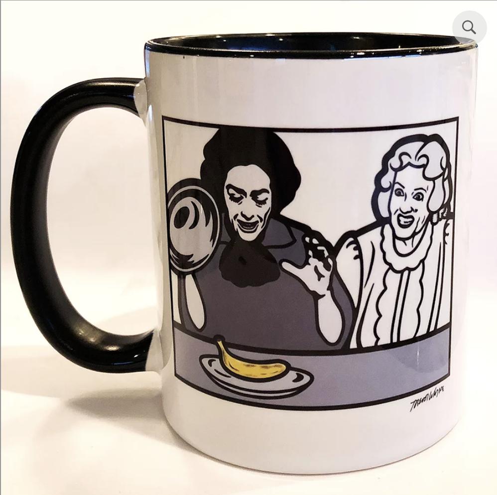 Banana Baby Jane Mug