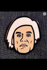 Trevor Wayne Andy Warhol Pin