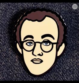 Trevor Wayne Keith Haring Pin