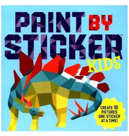 Paint By Stickers: Kids
