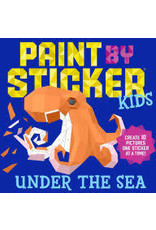 Paint By Stickers: Under The Sea