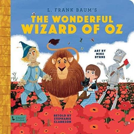 The Wonderful Wizard of Oz - Story Book