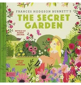 The Secret Garden - Story Book