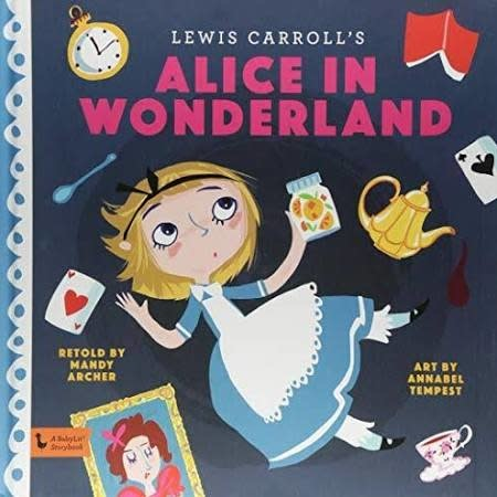 Alice in Wonderland - Story Book