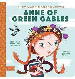 Anne of Green Gables Story Book