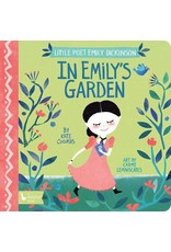 Little Poet In Emily's Garden