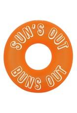 Pool Ring Neon Orange