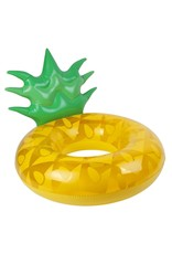Luxe Pool Ring Pineapple
