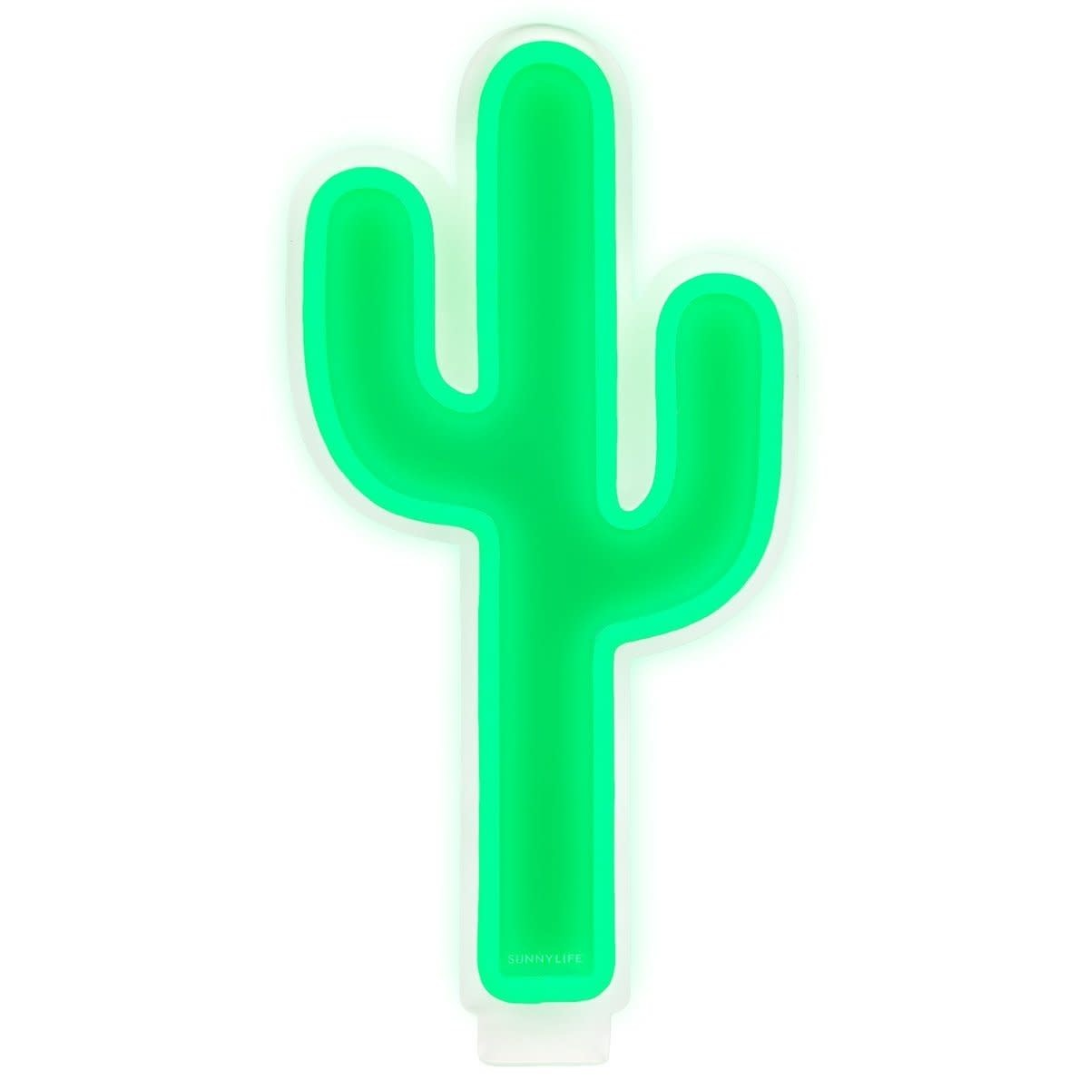 Cactus Neon LED Desk/Wall Light