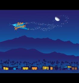 Goodnight Palm Springs Matte 11x14